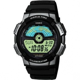 CASIO COLLECTION DIGITAL AE 1000W-1B
