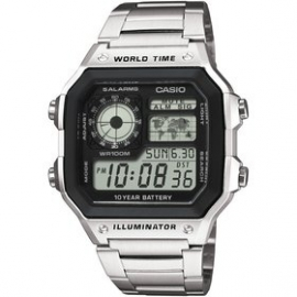 CASIO COLLECTION DIGITAL AE 1100WD-1A