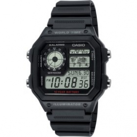 CASIO COLLECTION DIGITAL AE 1200WHD-1A