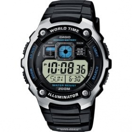 CASIO COLLECTION DIGITAL AE 1200WH-1A