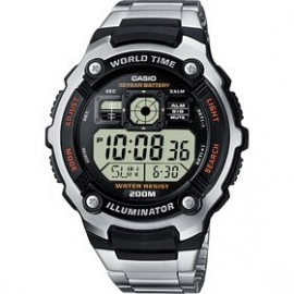CASIO COLLECTION DIGITAL AE 2000W-1A