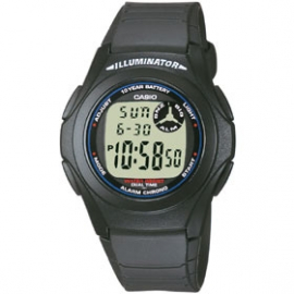CASIO COLLECTION DIGITAL F 108WHC-1A