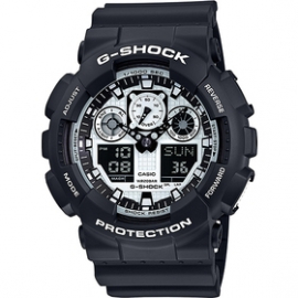 GA 100BW-1A CASIO G-SHOCK
