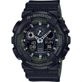 GA 100L-1A CASIO G-SHOCK