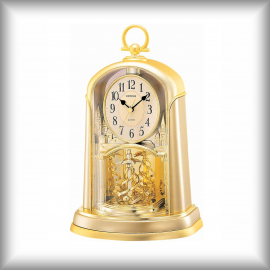 Stolní hodiny s kyvadlem 4SG713WR18