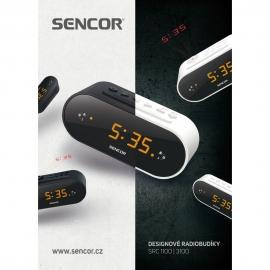 Radiobudík SENCOR SRC SRC 1100 B