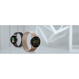 fitnes hodinky Uwatch2 Milanese Black UMIDIGI